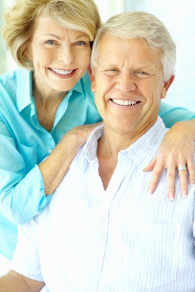 Senior Couple Married Needs Life Insurance