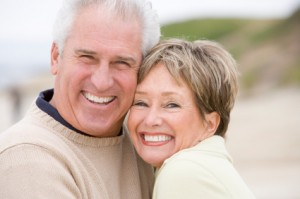 Couple over age 60 buying life insurance